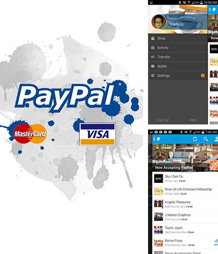 Besides Parental Control Android program you can download PayPal for Android phone or tablet for free.