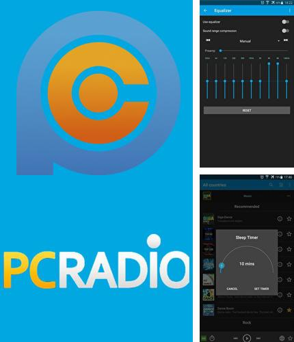 Besides Pure music widget Android program you can download PCRADIO - Radio Online for Android phone or tablet for free.