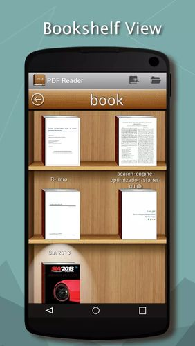Download PDF Reader for Android for free. Apps for phones and tablets.
