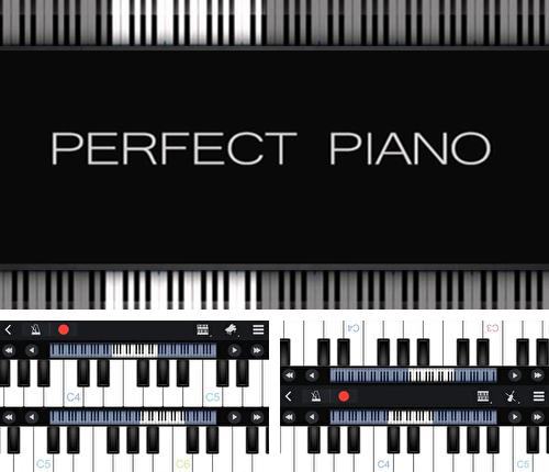 Besides Hola launcher Android program you can download Perfect Piano for Android phone or tablet for free.