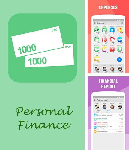 Download Personal finance: Expense tracker for Android phones and tablets.