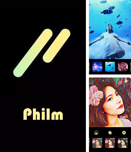 Download Philm - Magic sky & video editor for Android phones and tablets.