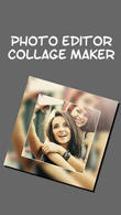 Download Photo editor collage maker for Android - best program for phone and tablet.