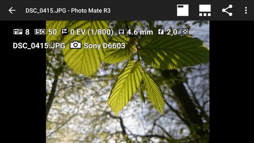 Photo mate R3 app for Android, download programs for phones and tablets for free.