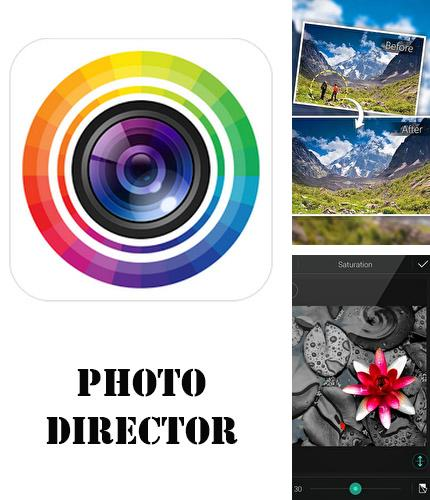 Besides OneClock - Alarm clock Android program you can download PhotoDirector - Photo editor for Android phone or tablet for free.