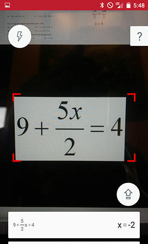 Download Photomath for Android for free. Apps for phones and tablets.
