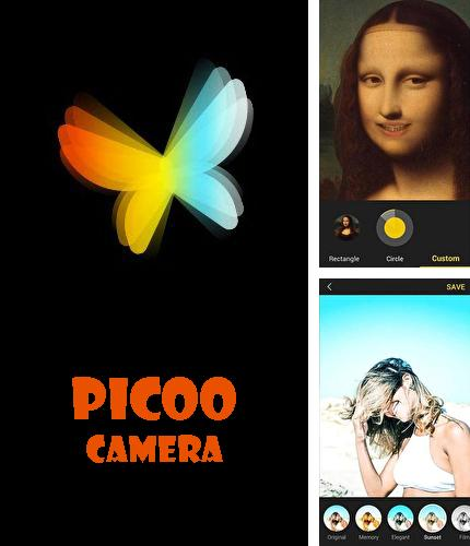 Besides ilMeteo weather Android program you can download PICOO camera – Live photo for Android phone or tablet for free.