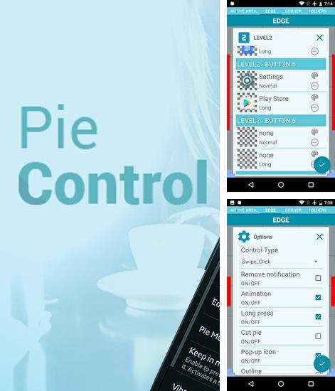 Download Pie Control for Android phones and tablets.