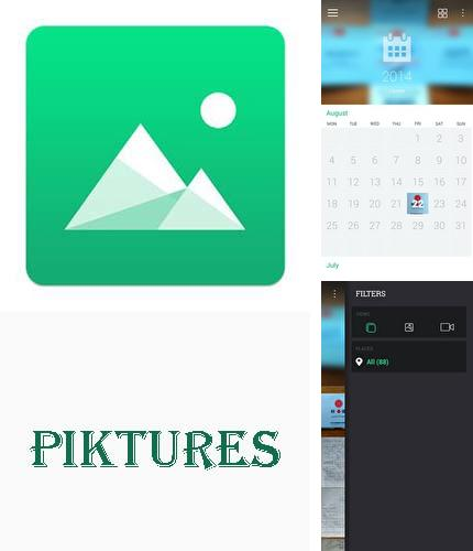 Download Piktures - Beautiful gallery for Android phones and tablets.