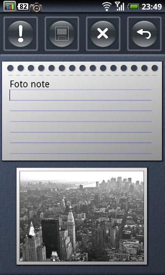 Pocket Note