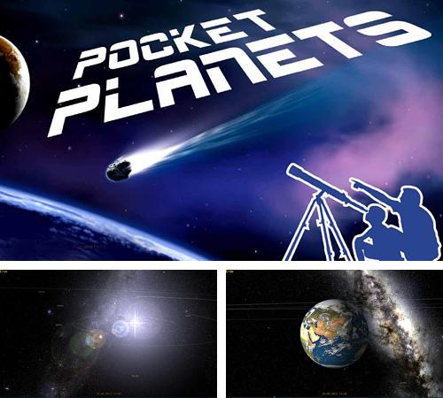 Download Pocket planets for Android phones and tablets.