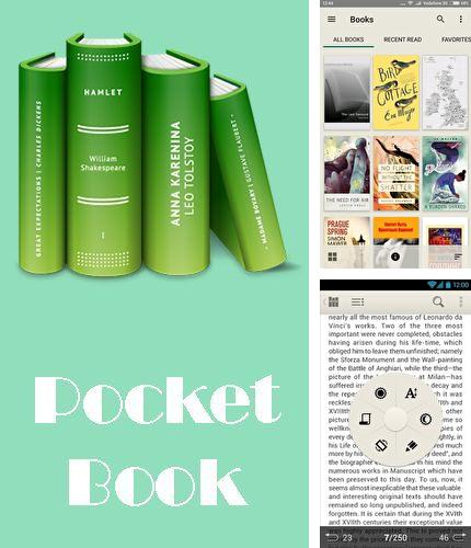 Besides Birthdays Android program you can download PocketBook reader for Android phone or tablet for free.