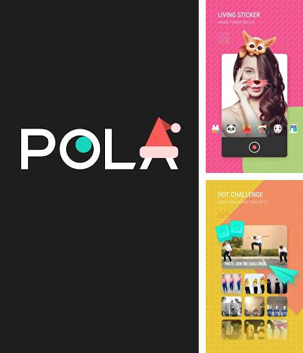 Besides Image downloader Android program you can download POLA camera - Beauty selfie, clone camera & collage for Android phone or tablet for free.