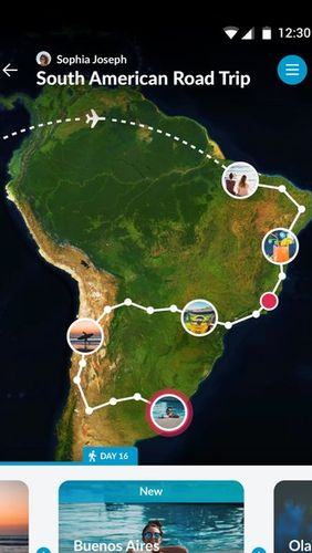 Download Polarsteps - Travel tracker for Android for free. Apps for phones and tablets.