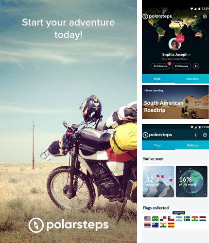 Download Polarsteps - Travel tracker for Android phones and tablets.