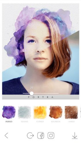 Download PORTRA – Stunning art filter for Android for free. Apps for phones and tablets.