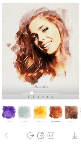 PORTRA – Stunning art filter app for Android, download programs for phones and tablets for free.