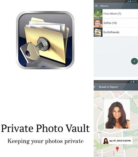 Besides Соbо: Launcher Android program you can download Private photo vault for Android phone or tablet for free.