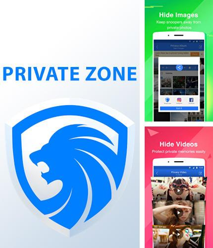 除了Weather live Android程序可以下载Private Zone: Applock and Hide的Andr​​oid手机或平板电脑是免费的。
