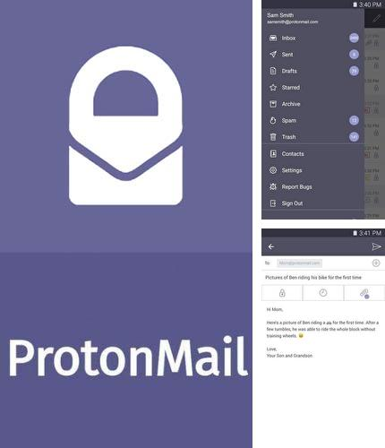 Download ProtonMail - Encrypted email for Android phones and tablets.