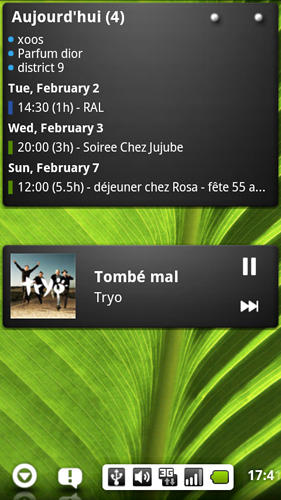 Download Pure music widget for Android for free. Apps for phones and tablets.