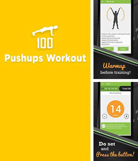 Download Pushups Workout for Android phones and tablets.