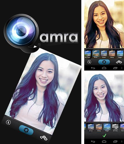 Besides OneTracker - Package tracking Android program you can download Qamra for Android phone or tablet for free.