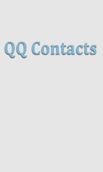 QQ Contacts