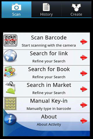 Download QR barcode scaner pro for Android for free. Apps for phones and tablets.