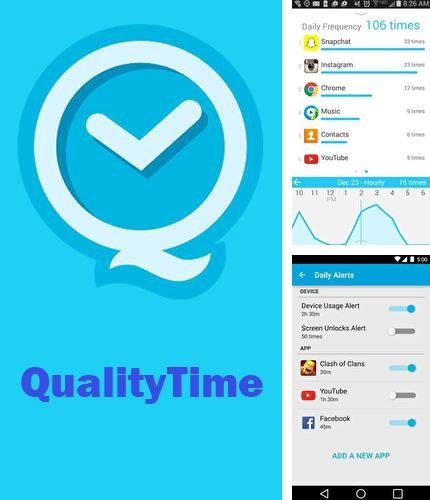 QualityTime - My digital diet