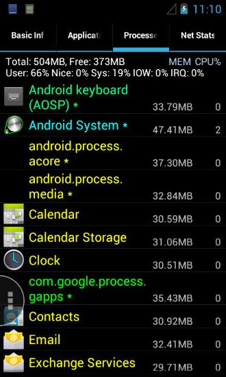 Quick System Info app for Android, download programs for phones and tablets for free.
