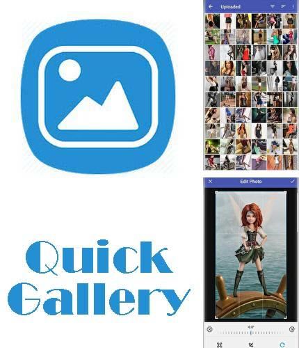 Descargar gratis Quick gallery: Beauty & protect image and video para Android. Apps para teléfonos y tabletas.