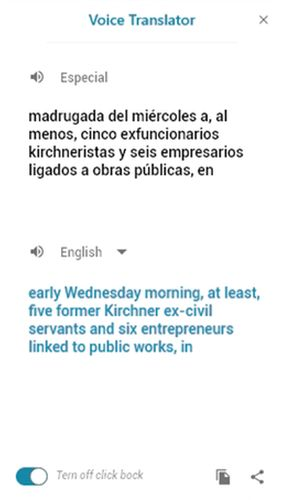 Screenshots of English with Lingualeo program for Android phone or tablet.