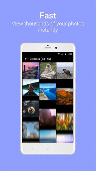QuickPic Gallery app for Android, download programs for phones and tablets for free.