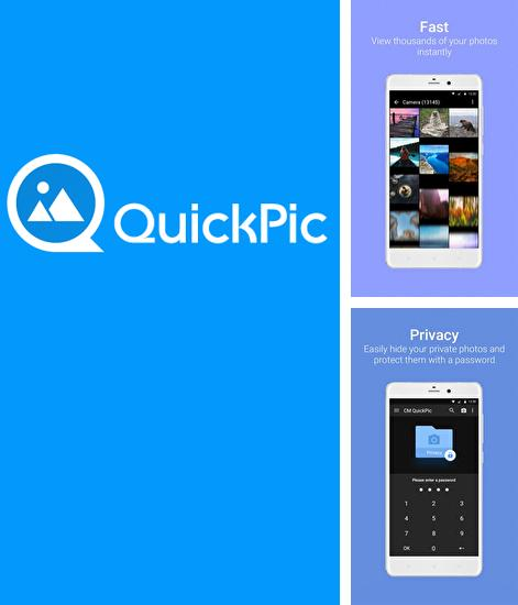 Download QuickPic Gallery for Android phones and tablets.