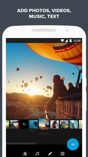 Download Quik: Video Editor for Android for free. Apps for phones and tablets.