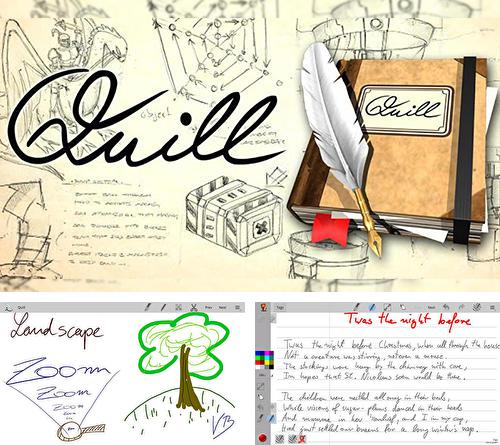 Download Quill for Android phones and tablets.