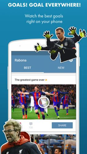 Rabona app for Android, download programs for phones and tablets for free.