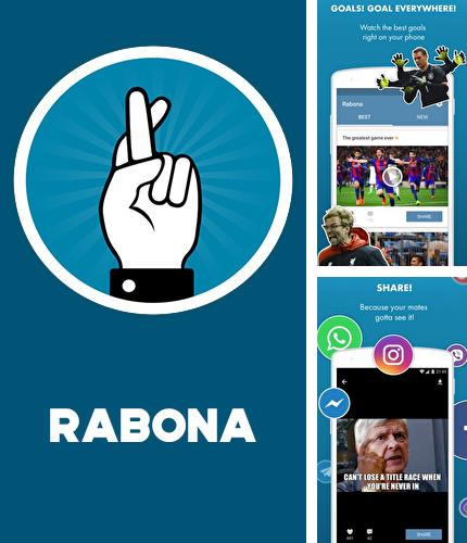 Besides Word steps Android program you can download Rabona for Android phone or tablet for free.