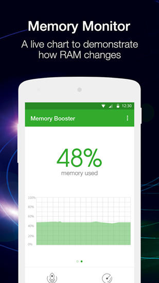 Ram Optimizer app for Android, download programs for phones and tablets for free.