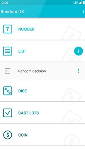 Download Random number generator for Android for free. Apps for phones and tablets.