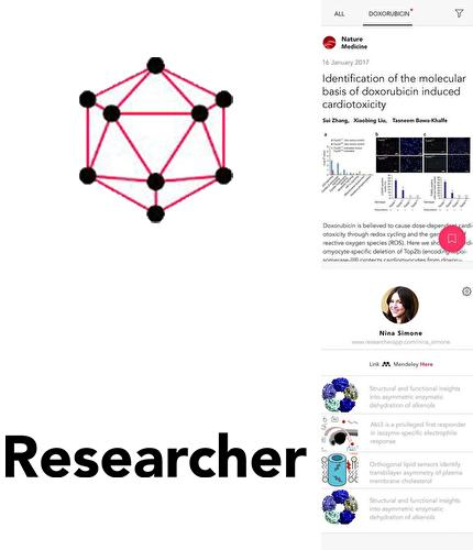 Descargar gratis Researcher: Academic journals reader app para Android. Apps para teléfonos y tabletas.
