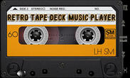 Download Retro tape deck music player for Android - best program for phone and tablet.