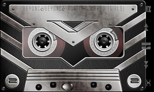 Retro tape deck music player app for Android, download programs for phones and tablets for free.