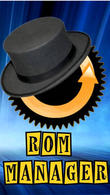 Download ROM manager for Android - best program for phone and tablet.