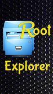 Download Root explorer for Android - best program for phone and tablet.