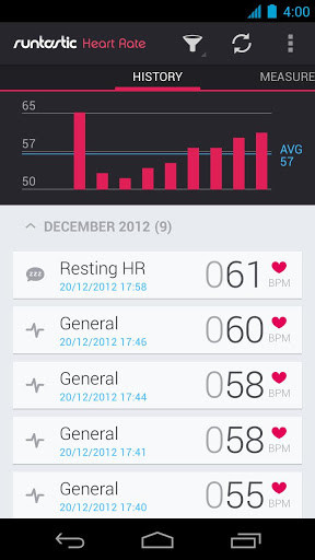 Download Runtastic heart rate for Android for free. Apps for phones and tablets.