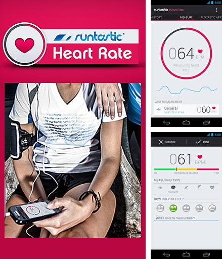 Además del programa JusTalk - free video calls and fun video chat para Android, podrá descargar Runtastic heart rate para teléfono o tableta Android.