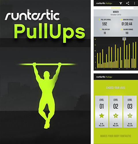 Download Runtastic: Pull-ups for Android phones and tablets.