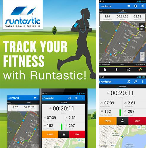 Download Runtastic pro GPS for Android phones and tablets.